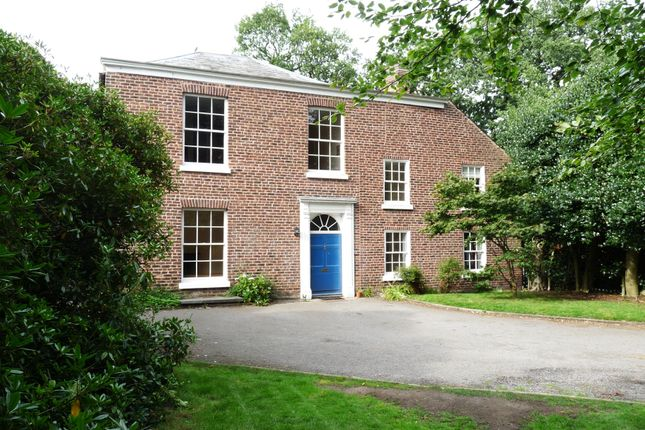 Thumbnail Detached house to rent in Toft Road, Knutsford