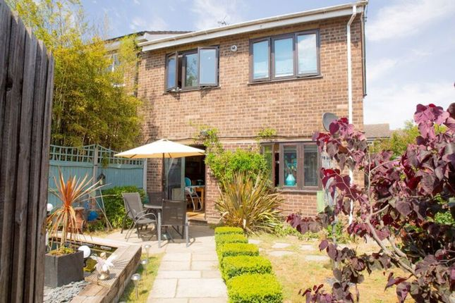 Thumbnail End terrace house for sale in Godwin Close, Halstead