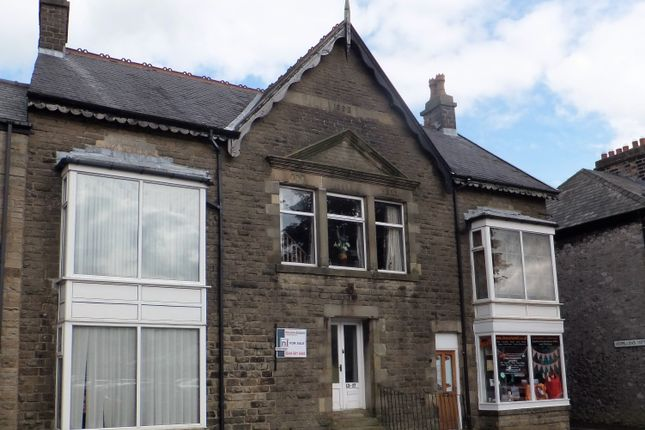 Thumbnail Lodge for sale in Market Street, Buxton