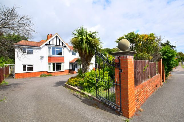Thumbnail Detached house to rent in Cooden Drive, Bexhill-On-Sea, East Sussex
