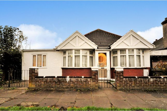 Thumbnail Detached bungalow for sale in Eton Avenue, Wembley