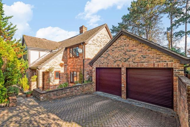 Thumbnail Detached house for sale in Benthall Gardens, Kenley