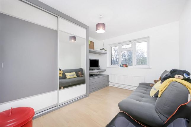 Second Bedroom of Brierly Gardens, London E2