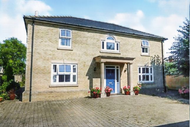 Thumbnail Detached house for sale in Old Convent Fields, Wisbech