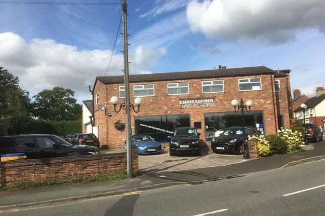 Thumbnail Retail premises for sale in Brook Lane Corner, Knutsford Road, Alderley Edge, Cheshire