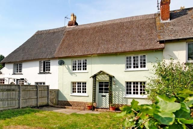 Thumbnail Terraced house for sale in Exmouth Road, Colaton Raleigh, Sidmouth