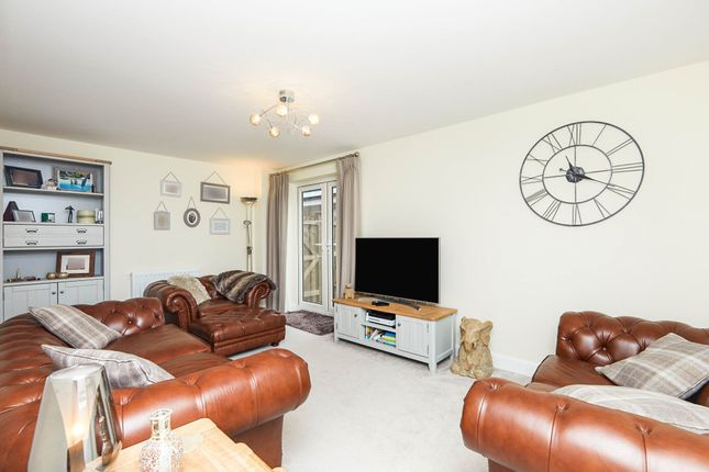 Thumbnail Detached house for sale in Bonnie Close, Derby