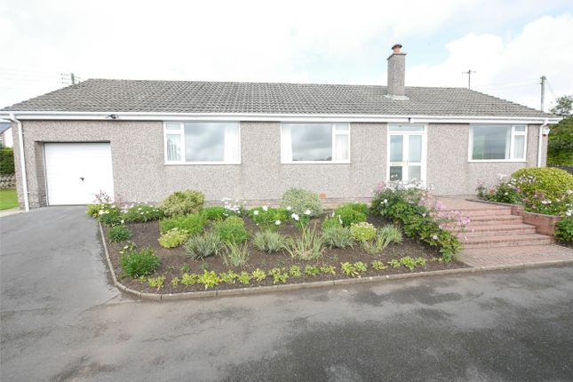 Thumbnail Detached bungalow to rent in Little Chesters, Morass Road, Beckermet, Cumbria