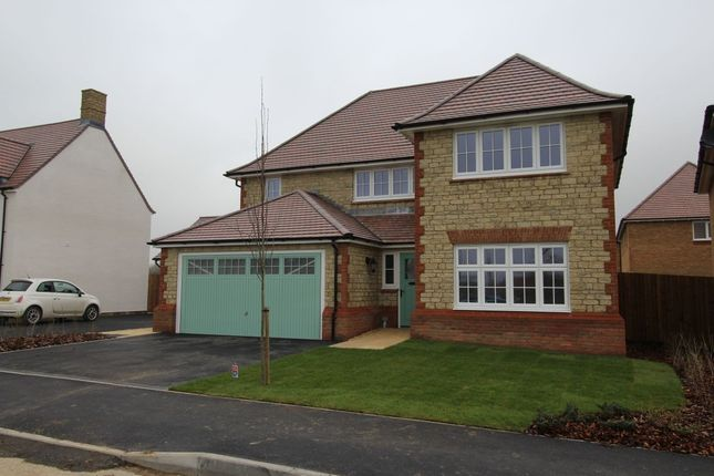 Thumbnail Detached house to rent in Morgans Road, Calne