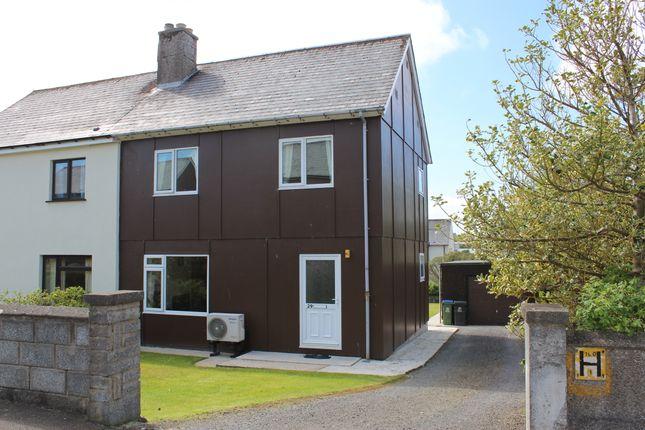 Thumbnail Semi-detached house for sale in Laverock Road, Kirkwall