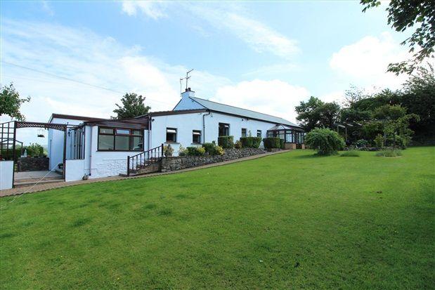Thumbnail Bungalow for sale in Pastordale Farm, Kellet Lane, Carnforth