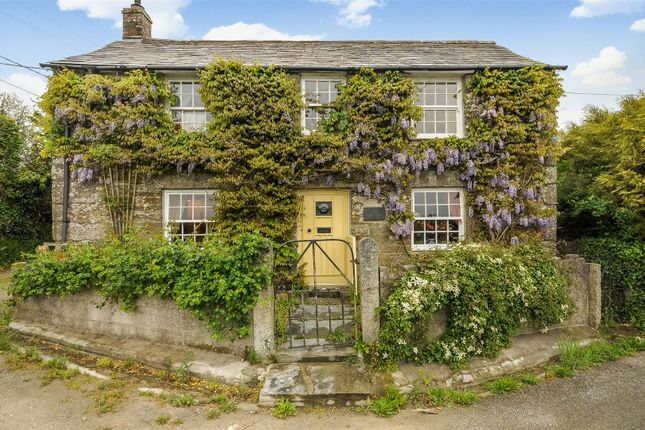 Thumbnail Cottage for sale in Chapel Road, St. Tudy, Bodmin