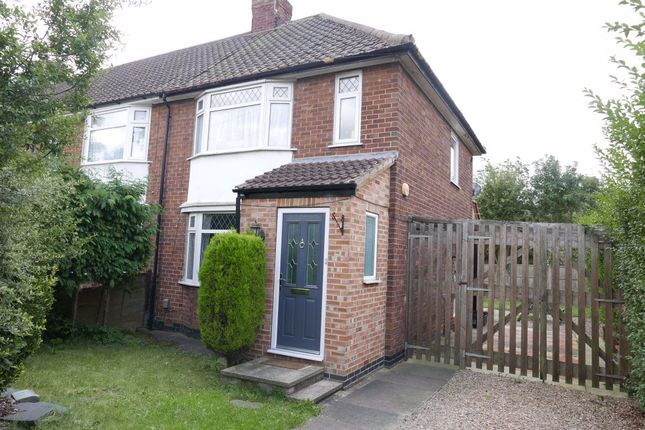 Thumbnail Semi-detached house to rent in Hamilton Drive East, York