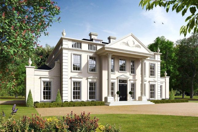 Thumbnail Town house for sale in Sherbourne Drive, Wentworth, Virginia Water