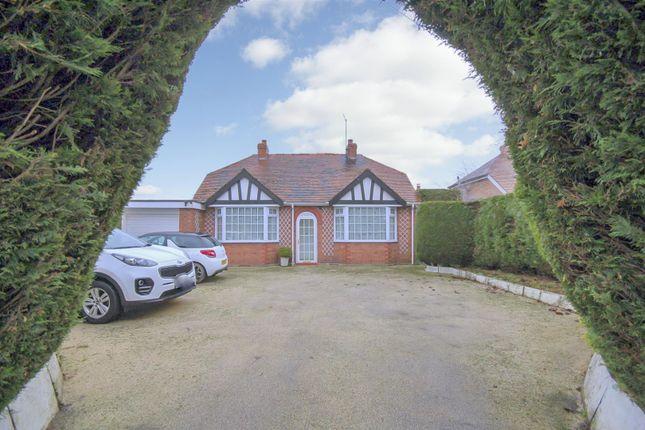 Thumbnail Detached bungalow for sale in Nantwich Road, Wrenbury, Nantwich