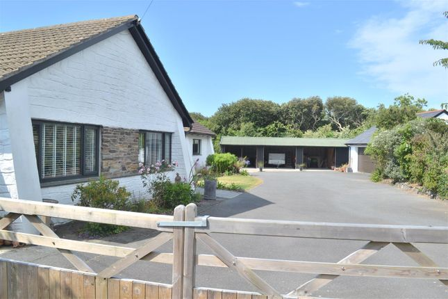 Thumbnail Detached bungalow for sale in North Corner, Coverack, Helston