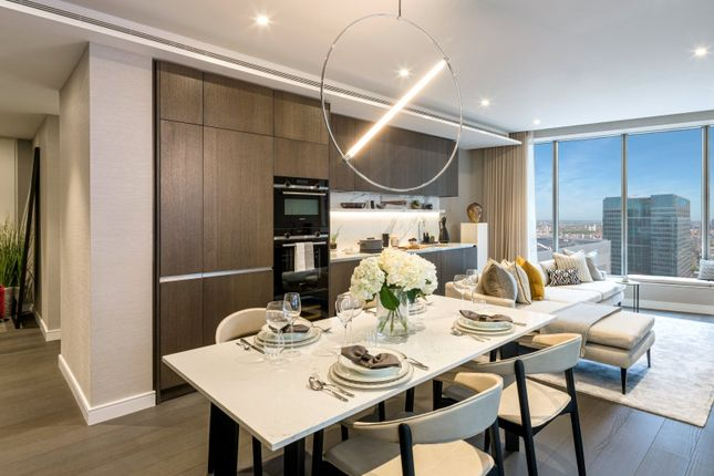 Thumbnail Flat for sale in 10 Park Drive, Canary Wharf
