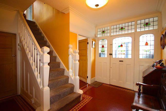 Entrance Hallway of Meadhurst Road, Western Park, Leicester LE3