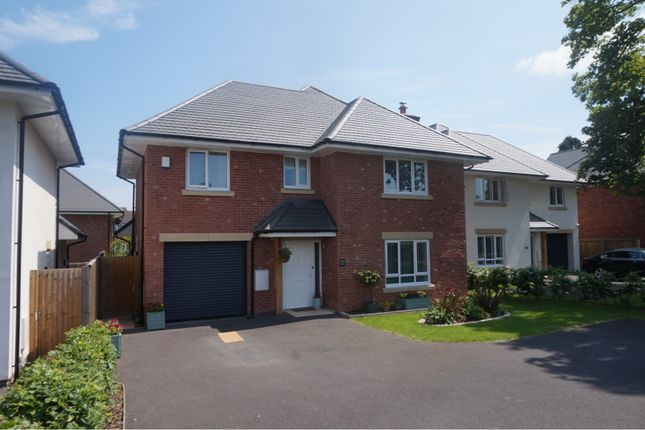 Thumbnail Detached house for sale in Morda Bank, Oswestry