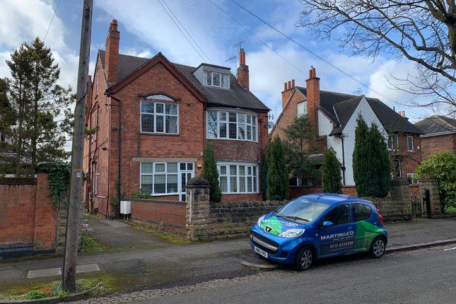 Thumbnail Flat to rent in Carisbrooke Drive, Mapperley Park, Nottingham
