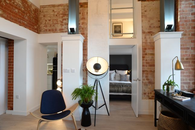 Thumbnail Flat for sale in Cranfield Mill, College Street, Ipswch