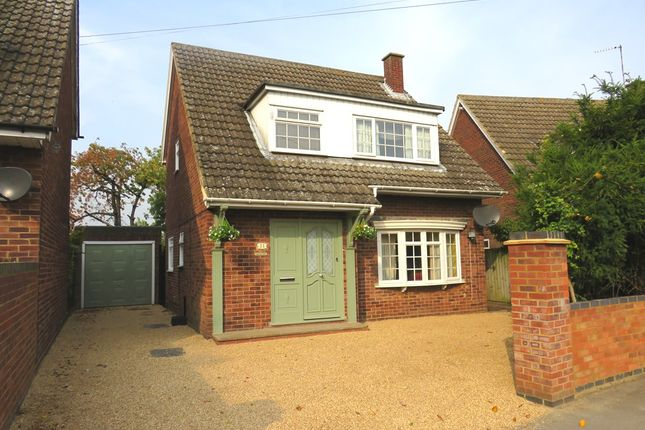 Thumbnail Detached house for sale in Poplar Drive, Royston