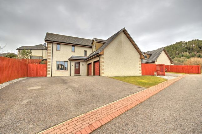 4 bedroom detached house for sale in Brude's Hill, Inverness