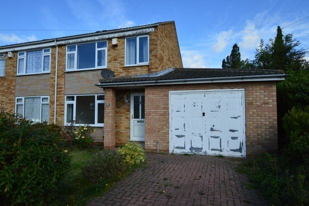 Thumbnail Property to rent in Newton Close, Wakefield