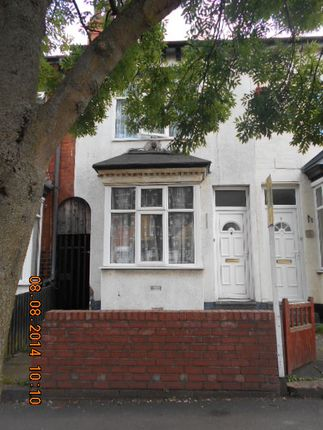 Thumbnail Terraced house for sale in Third Avenue, Bordesley Green