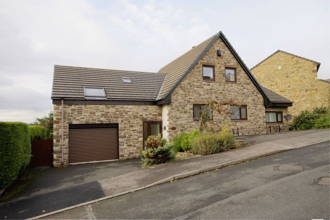 Thumbnail Detached house for sale in Aintree Drive, Shotley Bridge, Consett