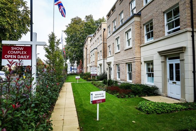 Thumbnail Flat for sale in Boudicca Mews, Moulsham Street, Chelmsford