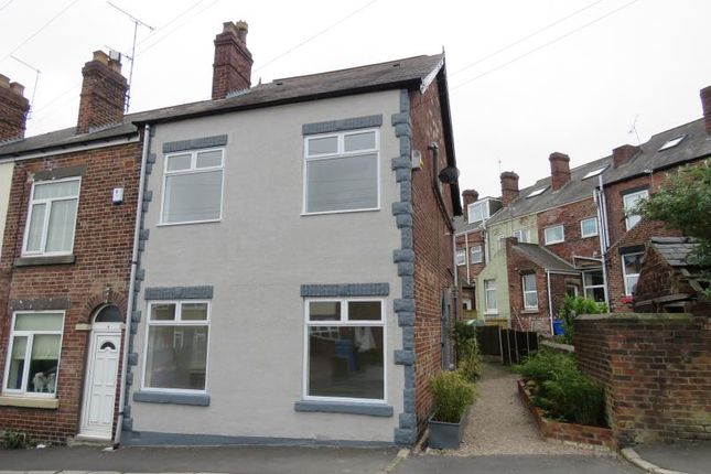 Thumbnail Terraced house to rent in Bridby Street, Woodhouse, Sheffield