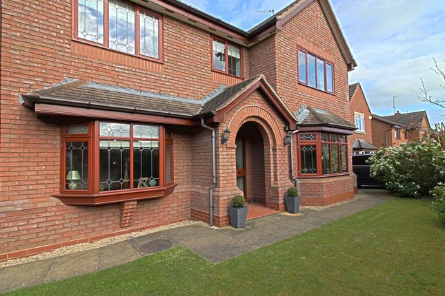 Thumbnail Detached house for sale in Nightingale Place, Droitwich