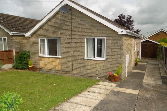 Thumbnail Detached bungalow to rent in Eastfield Road, Epworth