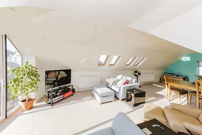 Thumbnail Maisonette for sale in Bath Road, Worthing, West Sussex