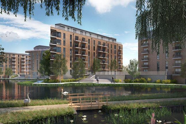 Thumbnail Flat for sale in Knight Block, Langley Square, Dartford