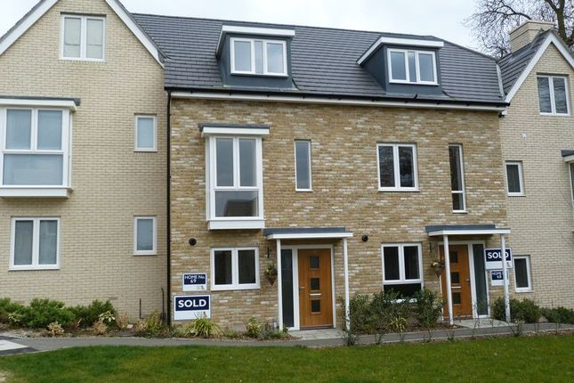 Thumbnail Terraced house to rent in Consort Gardens, East Cowes