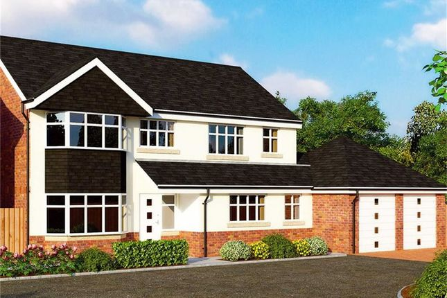 Thumbnail Detached house for sale in Bridge View Close, Longton, Preston