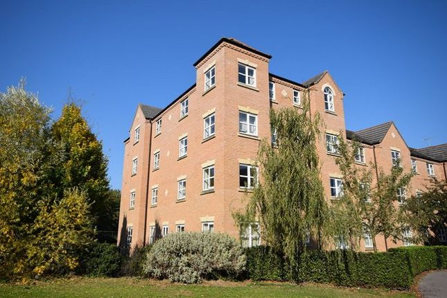 Thumbnail Flat for sale in Coral Close, City Point, Derby