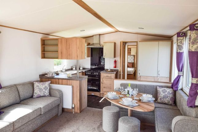 Thumbnail Mobile/park home for sale in Eastbourne Road, Pevensey Bay, Pevensey
