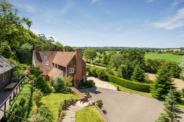 Thumbnail Detached house for sale in Witherenden Hill, Burwash, Etchingham