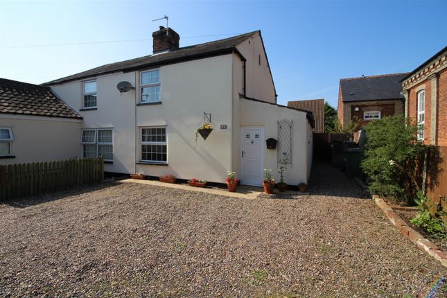 Thumbnail Semi-detached house for sale in The Hills, Reedham, Norwich