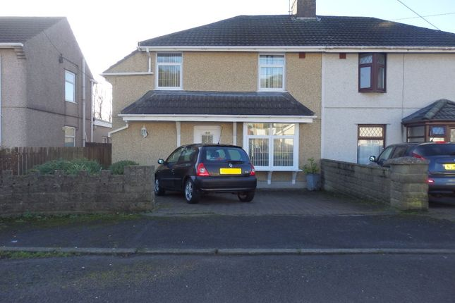Thumbnail Semi-detached house to rent in Tyle Teg, Burry Port