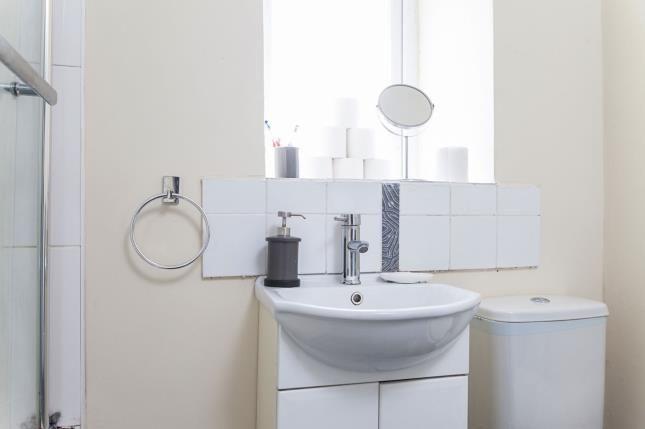 Bathroom of New Line, Bacup, Lancashire OL13