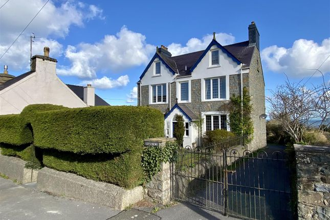 Thumbnail Detached house for sale in Llys Dewi, Fishguard Road, Newport