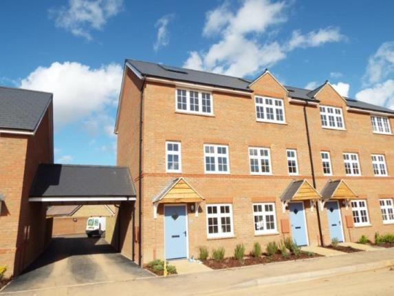 Thumbnail End terrace house for sale in Bathpool, Taunton, Somerset