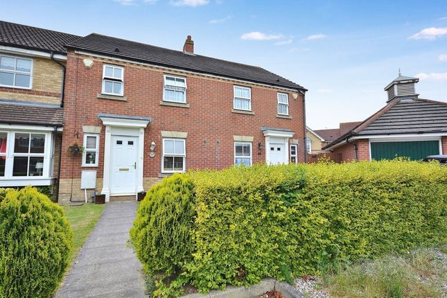 Thumbnail Detached house to rent in Doulton Close, Church Langley, Harlow