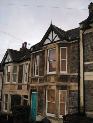 Thumbnail Flat to rent in Montague Hill, Bristol