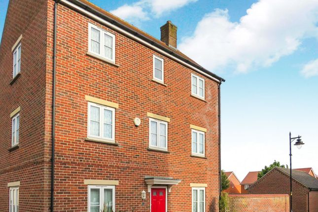 Thumbnail Link-detached house for sale in Kilford Close, Amesbury, Salisbury