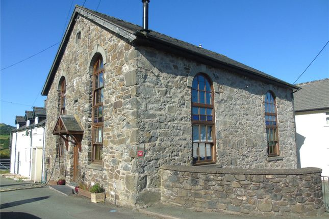 Thumbnail Detached house for sale in Llanerfyl, Welshpool, Powys